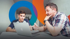 mentoring-session-with-cool-blue-and-orange-circle